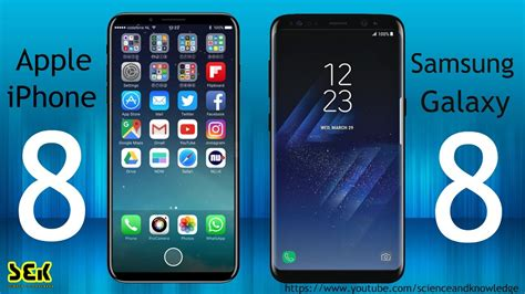 apple x vs samsung s8 apple vs samsung how do the iphone 8 8 plus compare to