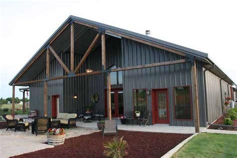 metal buildings  living quarters advantages  disadvantages architecture inspiration