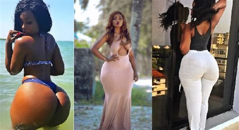 Meet Curvy Tanzanian Model Sanchoka Photos