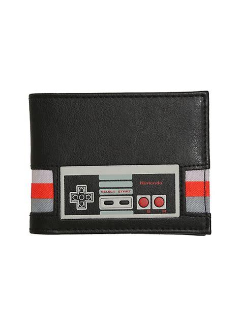 Nintendo Controller Wallet by Nintendo Nes Controller Bi Fold Wallet Topic