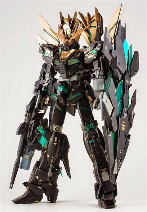 Gundam Rx O Unicorn Gundam 02 Banshee Norn Destroy Mode gundam family mg 1 100 unicorn gundam 02 banshee norn painted build