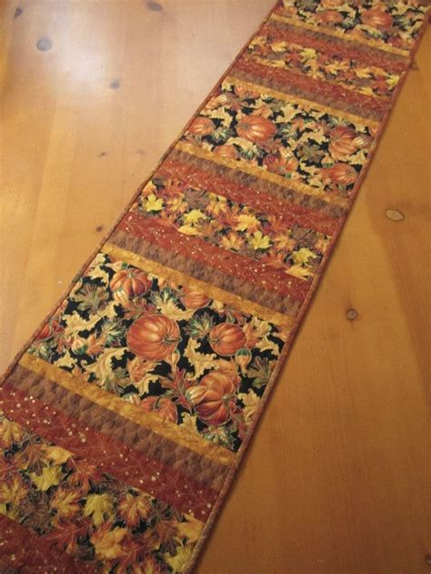 fall table runner 108 49 best images about fall autumn quilts on pinterest