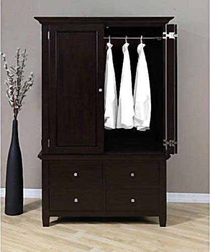 armoire with tv storage armoire wood 4 drawer wardrobe closet tv cabinet storage