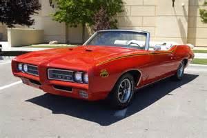 1969 Pontiac Gto Convertible For Sale 1969 Pontiac Gto Convertible 130543