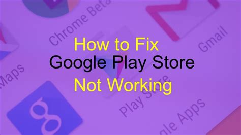 Play Store Is Not Working How To Fix Play Store Not Working Digital