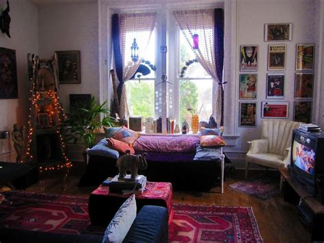Nyc Apartment Bedroom Decorating Ideas by Chambre Hippie