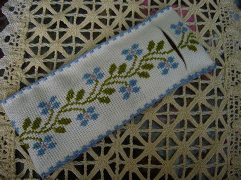 cenefas flores patrones punto de cruz cenefas flores imagui bordado