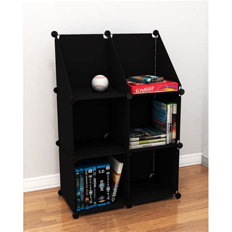 shop snap it plastic cube shelving unit walmart