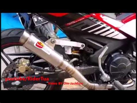 yamaha mx king 150 knalpot racing cld