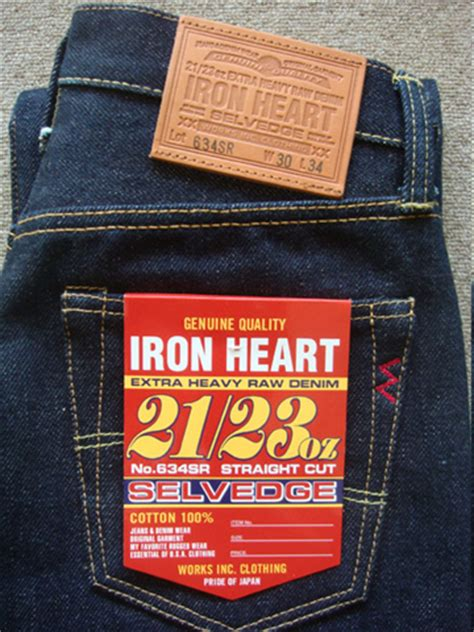 iron hearted robb report iron heart japanese denim jeans that s tough denim