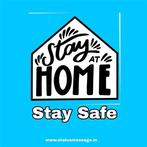 stay home stay safe images   stay home