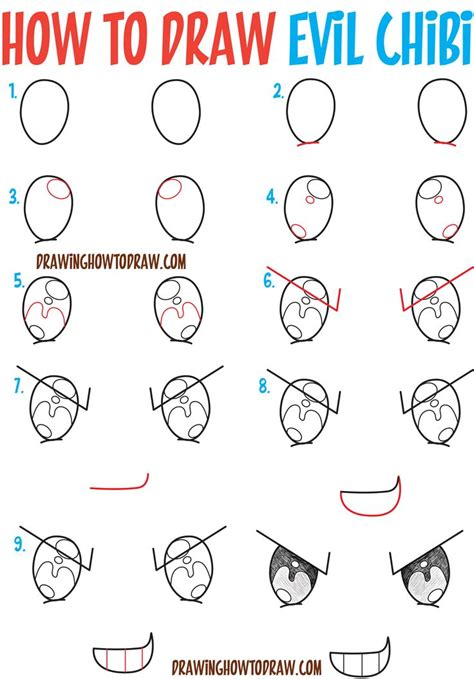 tutorial c beginners 235 best how to draw chibis images on pinterest step by