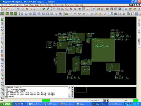allegro layout viewer download i could not see footprint in translate max file into brd
