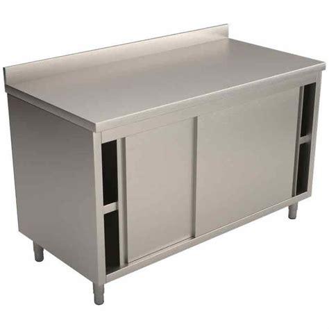 poign馥 de cuisine inox meuble de cuisine inox poignee de meuble cuisine inox