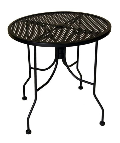 Mesh Top Patio Table Mesh Top Outdoor Table P