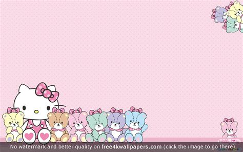 wallpaper ruangan hello kitty hello kitty wallpaper for computer top backgrounds