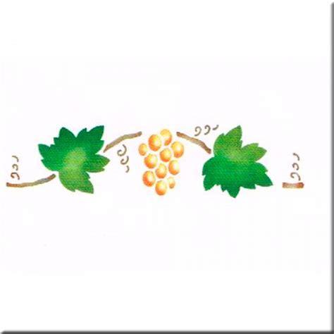 imagenes de uvas en goma eva plantilla estarcido hojas y uvas
