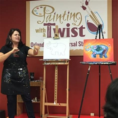 paint with a twist in orlando painting with a twist 58 photos 34 reviews