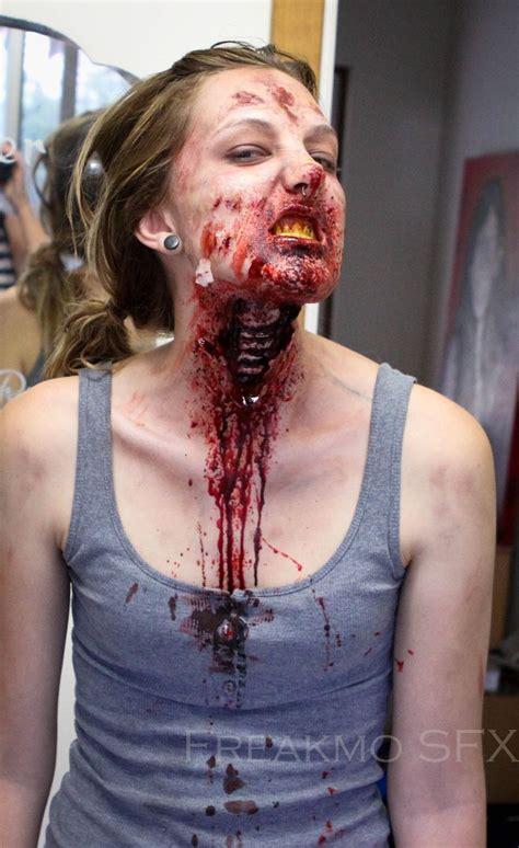 zombie outfit tutorial zombie makeup google search zombie faces pinterest