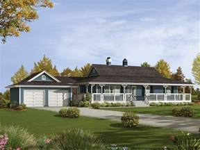 Country Home Floor Plans With Wrap Around Porch Caldean Country Ranch Home Plan 062d 0041 House Plans