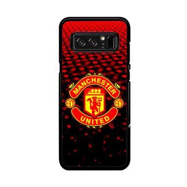 jual acc hp manchester united fc x6000 casing for samsung galaxy note 8 harga