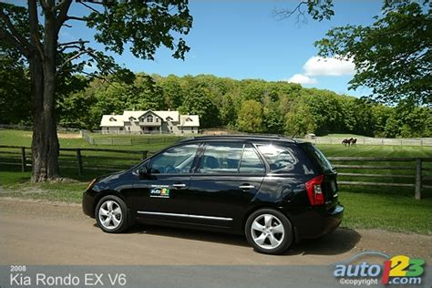 2008 Kia Rondo Ex List Of Car And Truck Pictures And Auto123
