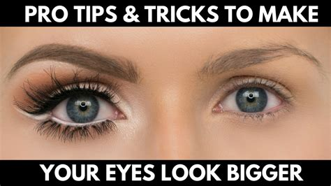 Make Up Tips To Look by Makeup Tricks To Make Your Look Bigger Style Guru
