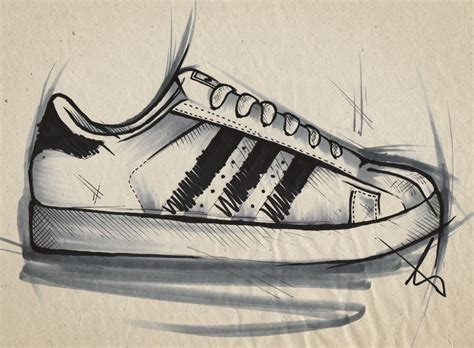 adidas clipart drawing pencil and in color adidas clipart drawing