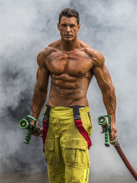 The Firefighter australian calendar firefighters calendar