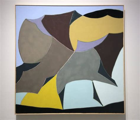 items similar to abstract landscape yellow and bllue corinne robbins black pearl square abstract landscape