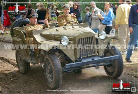russian jeep ww2 gaz 67 4x4 military utility vehicle soviet union
