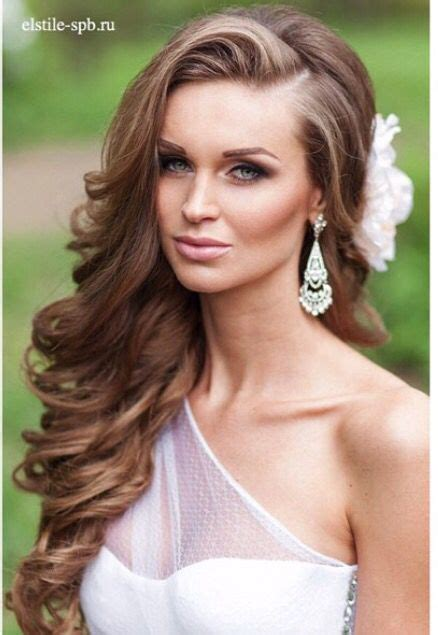 bridal hairstyles dvd wedding hair down side www pixshark com images