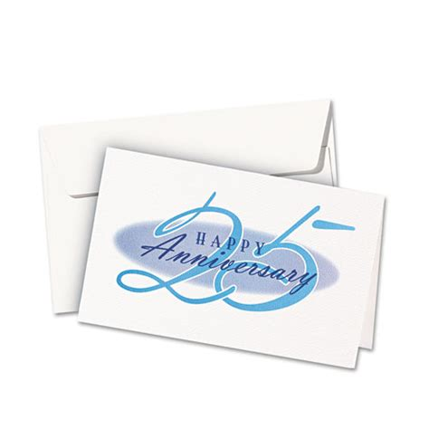 avery greeting card template 3378 avery 3378 textured half fold greeting cards inkjet 5 1