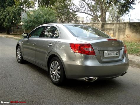 Maruti Suzuki Kizashi 2 Maruti Suzuki Kizashi 2 4 Cvt Test Drive And Review