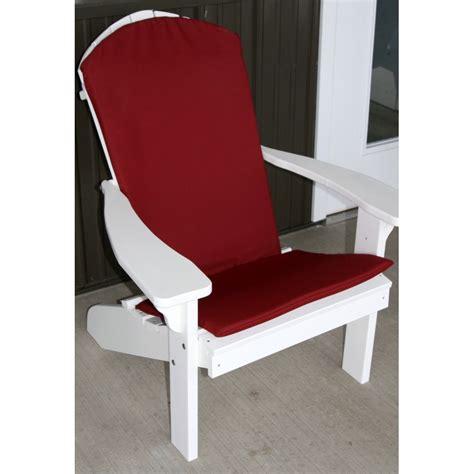 adirondack chair full cushion furniture barn usa
