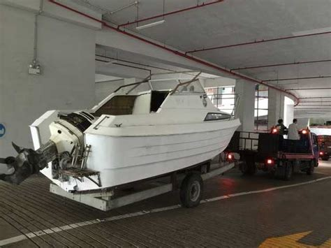 cheap boats for sale singapore 23 footer small cabin crusier selling cheap for sale in