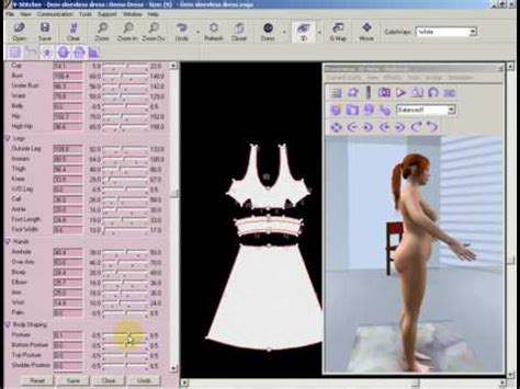 design app for clothing fashion design software youtube