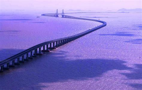 qingdao haiwan bridge the qingdao haiwan bridge the giant bridge