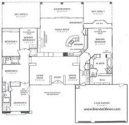 great room floor plans house plans with cathedral great rooms plans free