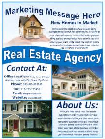real estate marketing flyers templates real estate flyer template flyer designs templates