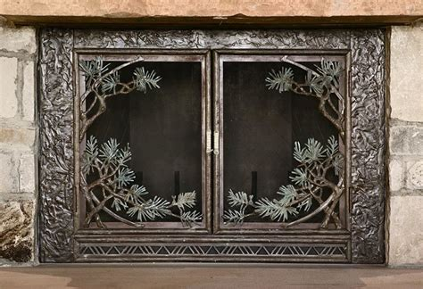 fancy fireplace screens fireplace screen decorative only place and pits