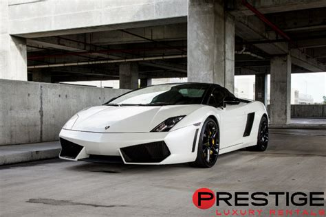 Orlando Lamborghini Rental Lamborghini Gallardo Spyder Rentals Car Rental