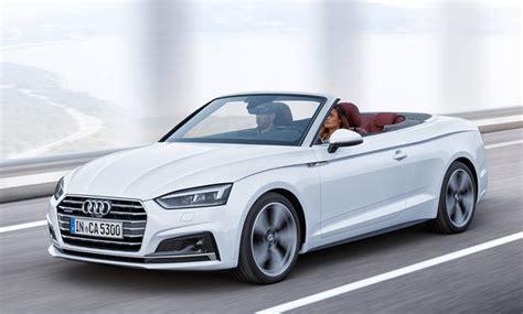 wann kommt der neue a5 audi a5 cabrio 2017 preis autozeitung de
