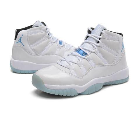 Nike Air 11 Retro High Black White nike air 11 xi retro mens womens high top shoes