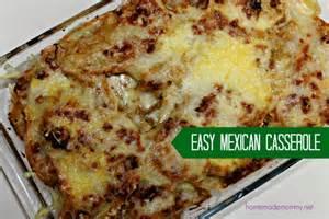 easy mexican casserole recipe dishmaps