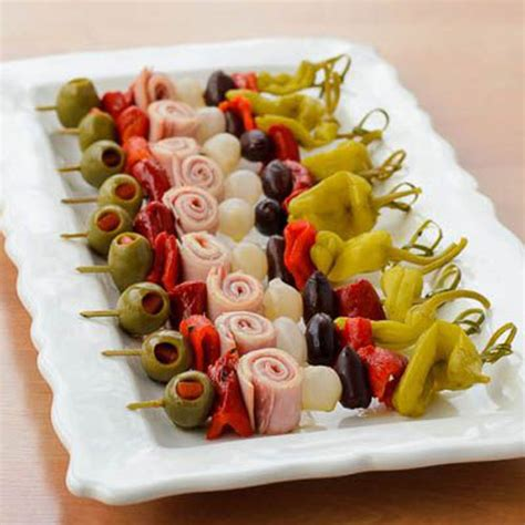 50 ideas for lunch on a stick lunch kebabs