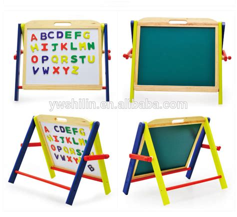 magnetic easel for toddlers wooden mini easel kids white board toy collapsible