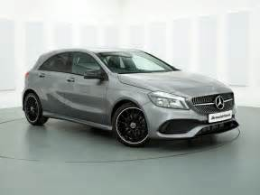 Mercedes A Class Second For Sale New Mercedes A Class Cars For Sale Arnold Clark