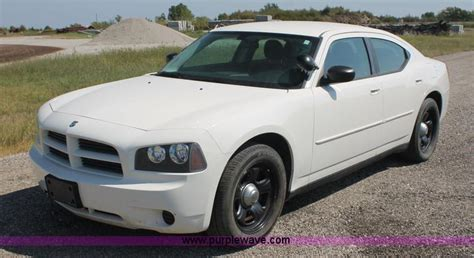 2010 Dodge Charger Check Engine Light Vehicles And Equipment Auction In El Dorado Kansas By