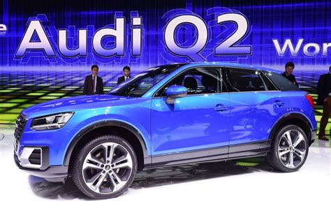 Audi Q2 Cena by Prices Announced For New Crossover Audi Q2